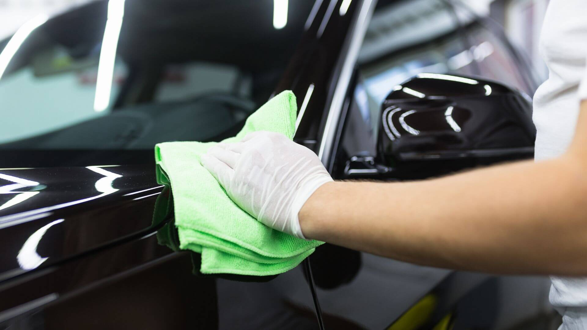 Vehicle Disinfection Advice